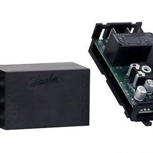 Control electrónico de temperatura Danfoss