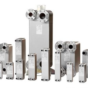 Intercambiadores de calor de placas soldadas Danfoss