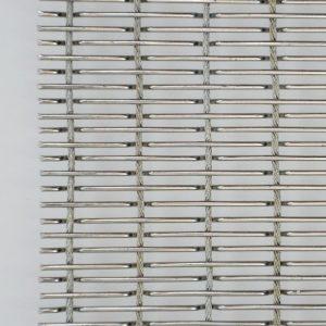 Bandas transportadoras metálicas de cable de acero y varillas (CV)