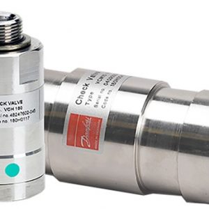 Válvulas de retención VCM y VCH para aplicaciones de alta presión Danfoss